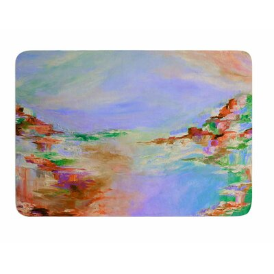 Something About the Sea 3 by Ebi Emporium Memory Foam Bath Mat
