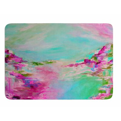 Something About the Sea 2 by Ebi Emporium Memory Foam Bath Mat