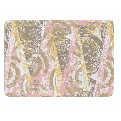 Scrubs by Chickaprint Memory Foam Bath Mat