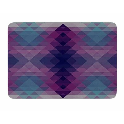 Hipsterland II by Nika Martinez Memory Foam Bath Mat