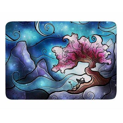 Sea Dance by Mandie Manzano Memory Foam Bath Mat