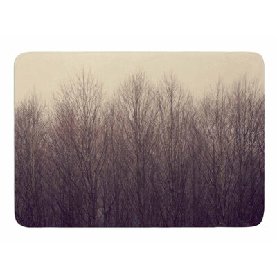 Forest by Robin Dickinson Memory Foam Bath Mat