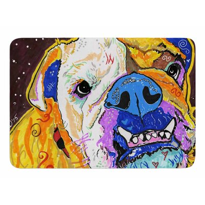 Tucker by Rebekah Fisher Memory Foam Bath Mat