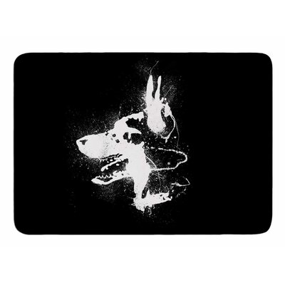 Watchdog by Banjarmasin Memory Foam Bath Mat