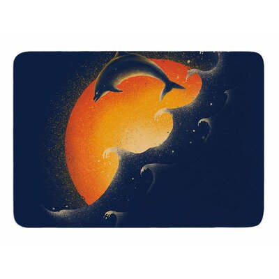 Welcomes Sunrise by Banjarmasin Memory Foam Bath Mat
