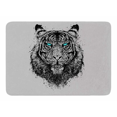 Tiger Gaze by Banjarmasin Memory Foam Bath Mat