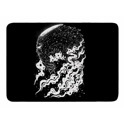 Alien Light by Banjarmasin Memory Foam Bath Mat