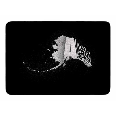 Alaska by Banjarmasin Memory Foam Bath Mat