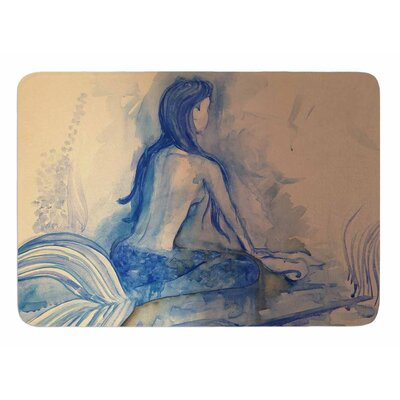 Me-Maid? Huh... by Theresa Etiologic Memory Foam Bath Mat