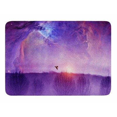 Orion Nebula by Vivian Gonzalez Memory Foam Bath Mat
