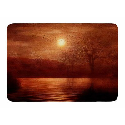 Woods To Conjure by Vivian Gonzalez Memory Foam Bath Mat