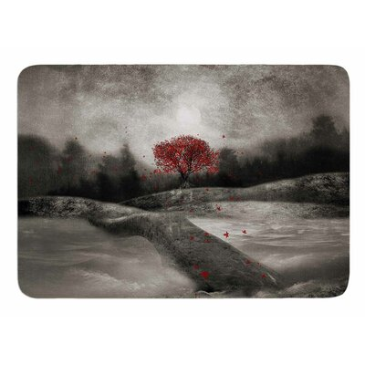 The Sounds and Poems 1 by Vivian Gonzalez Memory Foam Bath Mat