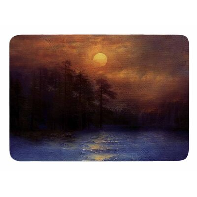 Hope in the Water by Vivian Gonzalez Memory Foam Bath Mat
