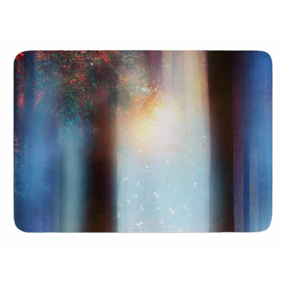 Hope in Part II by Vivian Gonzalez Memory Foam Bath Mat