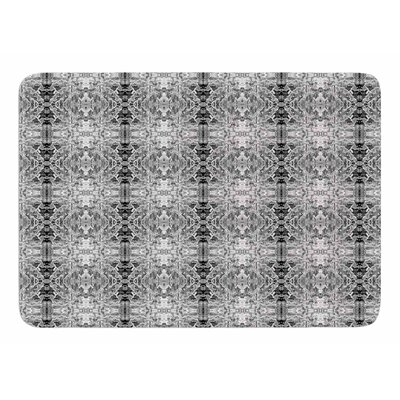 Rage Against the Machine BW by Bruce Stanfield Memory Foam Bath Mat