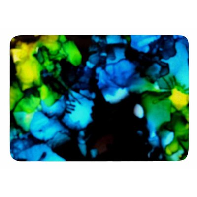 Deep Within by Claire Day Memory Foam Bath Mat