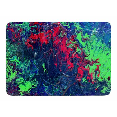 Free Falling by Claire Day Memory Foam Bath Mat