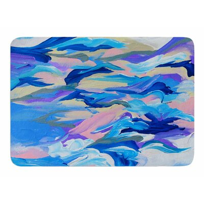 Still Up in the Air by Ebi Emporium Memory Foam Bath Mat