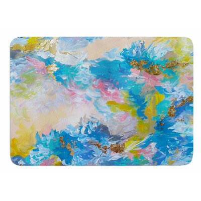When We Were Mermaids by Ebi Emporium Memory Foam Bath Mat