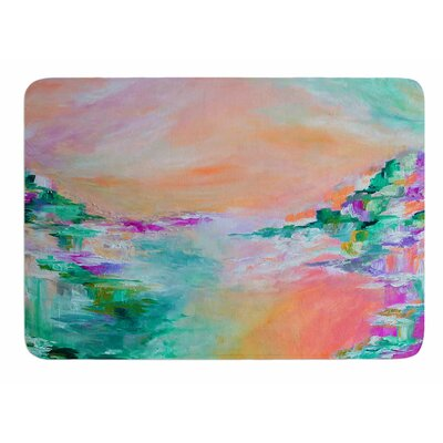 Something About the Sea 4 by Ebi Emporium Memory Foam Bath Mat