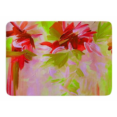 Deconstructing the Garden 2 by Ebi Emporium Memory Foam Bath Mat