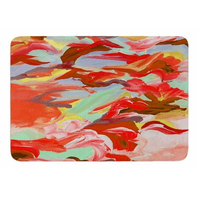 Still Up in the Air 4 by Ebi Emporium Memory Foam Bath Mat