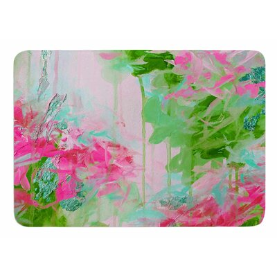 Whispered Song 2 by Ebi Emporium Memory Foam Bath Mat