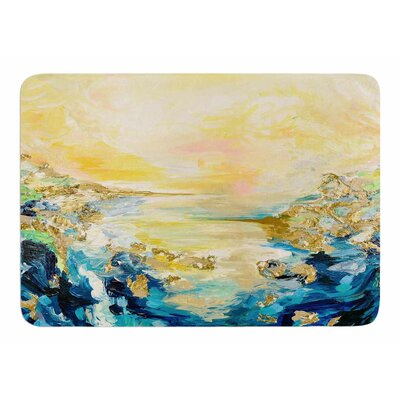 The Reverie by Ebi Emporium Memory Foam Bath Mat