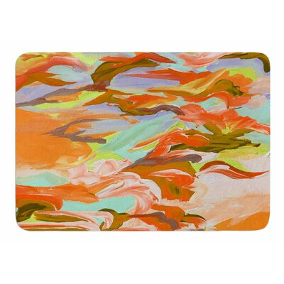 Still Up in the Air 5 by Ebi Emporium Memory Foam Bath Mat