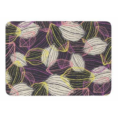 Lemon Mix by Maike Thoma Memory Foam Bath Mat