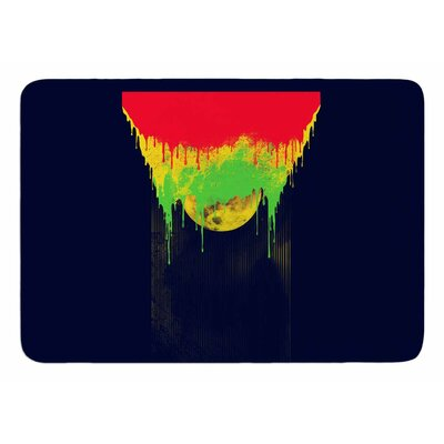 Began Closed by Banjarmasin Memory Foam Bath Mat