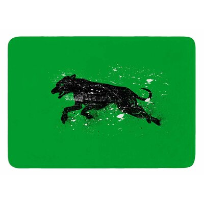 Dog by Banjarmasin Memory Foam Bath Mat
