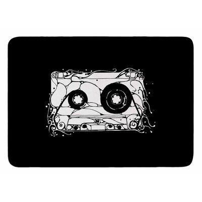 Cassette by Banjarmasin Memory Foam Bath Mat