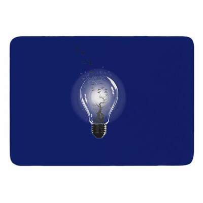 Bulb by Banjarmasin Memory Foam Bath Mat