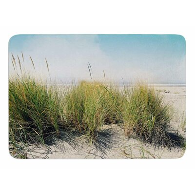 Dune Grass by Sylvia Cook Memory Foam Bath Mat