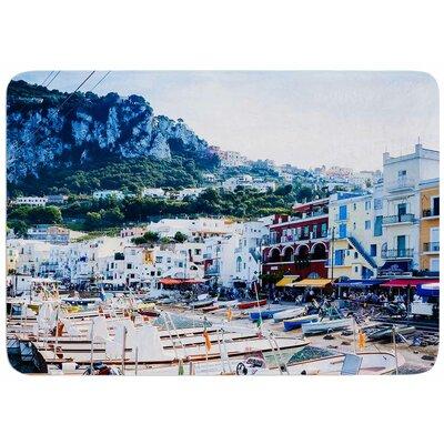 Capri Paradise by Violet Hudson Memory Foam Bath Mat