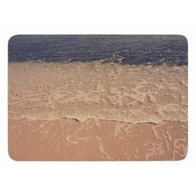 Crystal Water by Violet Hudson Memory Foam Bath Mat