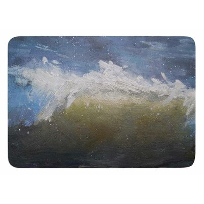 The Curl by Carol Schiff Memory Foam Bath Mat