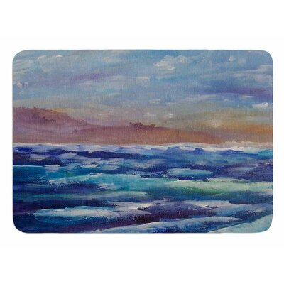 Beach Dreams by Cyndi Steen Memory Foam Bath Mat