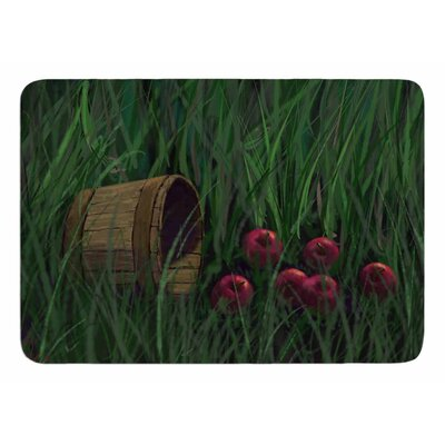 Todays Thearpy by Cyndi Steen Memory Foam Bath Mat