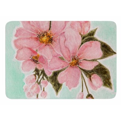 Fumiko by Christen Treat Memory Foam Bath Mat