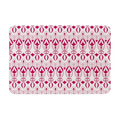 Warm Deco by Julia Grifol Memory Foam Bath Mat Size: 24 W x 36 L