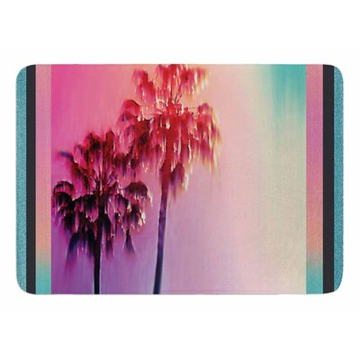 LA Rainbow by Nina May Memory Foam Bath Mat