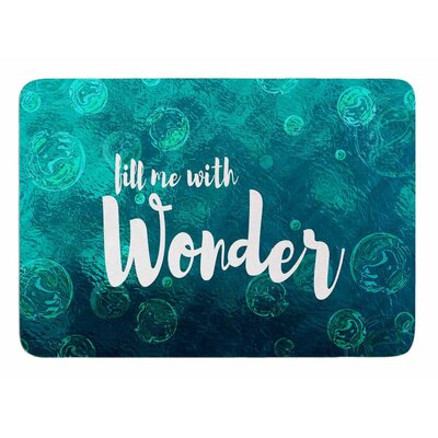 Wonder 2 by Suzanne Carter Memory Foam Bath Mat