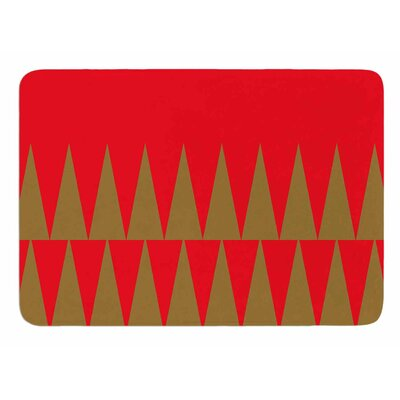 Christmas 1 by Suzanne Carter Memory Foam Bath Mat