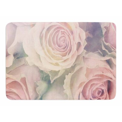 Faded Beauty by Suzanne Carter Memory Foam Bath Mat