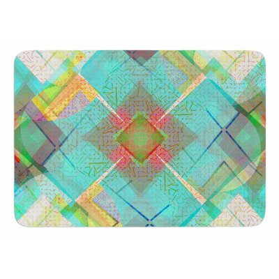 Sound by Cvetelina Todorova Memory Foam Bath Mat