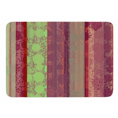 Magic Carpet by Cvetelina Todorova Memory Foam Bath Mat