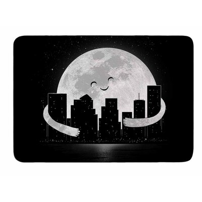 Goodnight by Digital Carbine Memory Foam Bath Mat