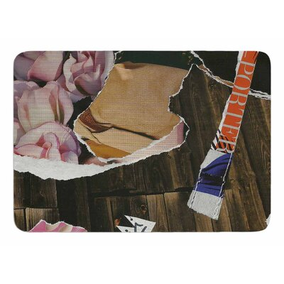 Autumn by Jina Ninjjaga Memory Foam Bath Mat